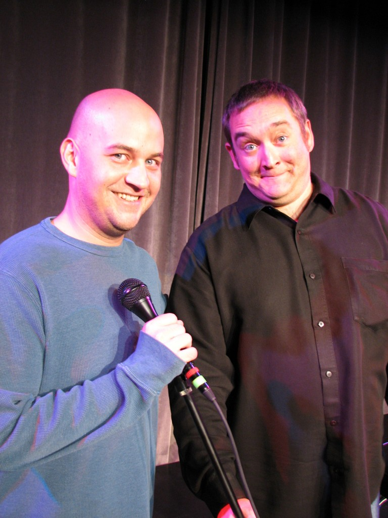 SICC-32 Finals Week-Night Three Winner Mike Baldwin & Host Don Frost